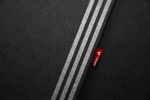adidas black background minimalism