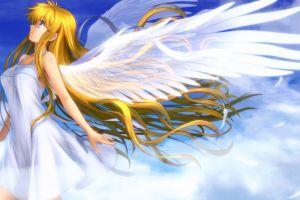 air anime air (anime) anime girls