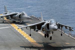 aircraft sea military vehicle military aircraft harrier