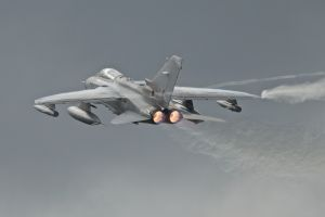 aircraft vehicle airplane sky panavia tornado military aircraft