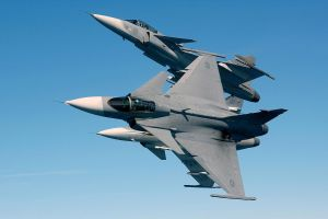 aircraft vehicle jets military aircraft jas-39 gripen military