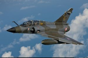 airplane mirage 2000 aircraft french aircraft