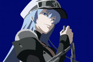 akame ga kill! esdeath vector anime vectors