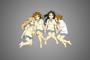 akiyama mio anime girls kotobuki tsumugi k-on! hirasawa yui tainaka ritsu anime