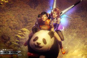alisa (tekken) tekken: blood vengeance movies ling xiaoyu panda