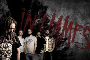 alternative metal  musician music band logo dreadlocks heavy metal melodic death metal rock bands rock in flames metal band rock music metal music metalcore