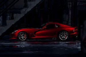 american cars coupe srt viper dodge viper