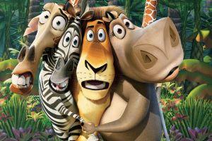 animated movies madagascar (movie) zebras movies