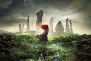 animated movies pixar animation studios movies redhead disney brave anime