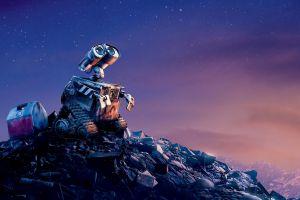 animated movies wall-e robot movies