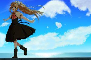 anime air (anime) anime girls