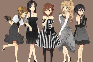anime akiyama mio nakano azusa anime girls kotobuki tsumugi tainaka ritsu k-on! hirasawa yui