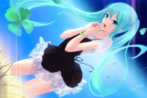 anime anime twintails hatsune miku vocaloid anime anime long hair anime anime girls