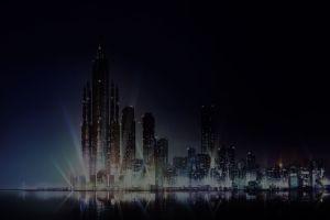 anime cityscape psycho-pass