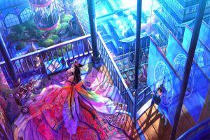 anime dress anime girls