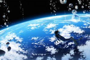 anime earth fantasy art