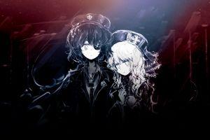 anime eyepatches anime anime girls