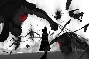 anime fighting full metal daemon: muramasa artwork