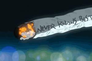 anime flcl cigarettes