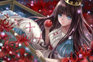 anime girls anime apples sound horizon