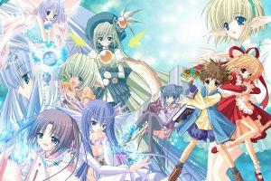 anime girls anime moldavite