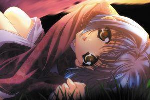 anime girls anime moonlight lady