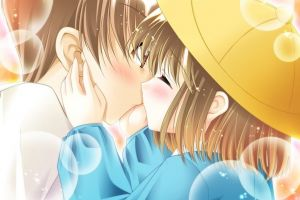 anime girls clannad anime