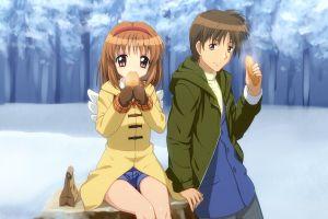 anime girls kanon anime