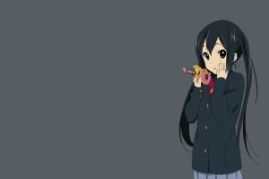anime girls nakano azusa k-on! cookies anime