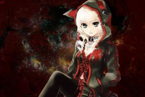 anime girls stockings anime