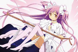 anime kaname madoka anime girls mahou shoujo madoka magica