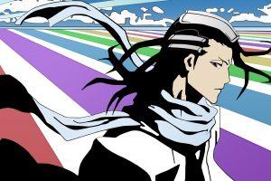 anime kuchiki byakuya anime vectors bleach