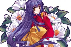 anime kuraki mizuna anime girls moonlight lady