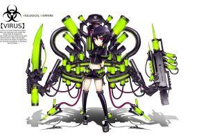anime original characters gia anime girls