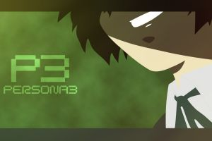anime persona 3 persona series