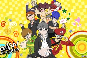 anime persona 4 persona series
