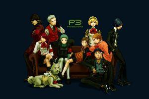 anime persona series persona 3