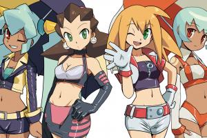 anime roll  anime girls