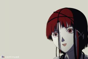 anime serial experiments lain anime girls