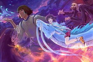 anime spirited away studio ghibli chihiro
