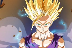 anime super saiyan dragon ball super saiyan 2 son gohan gohan dragon ball z