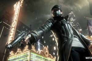 anime ubisoft aiden pearce video games watch_dogs