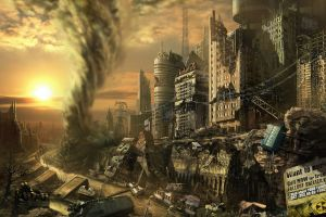 apocalyptic video games fallout