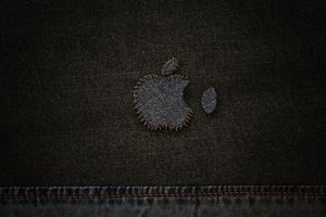 apple inc. minimalism denim vladstudio