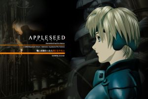 appleseed anime anime girls