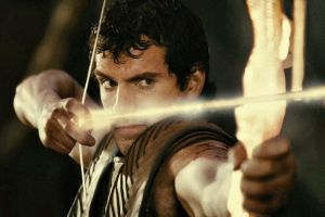 archer immortals movies henry cavill archery