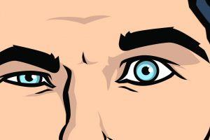 archer (tv show) blue eyes tv series