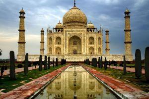 architecture taj mahal india building