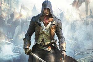 arno dorian artwork ubisoft assassin's creed:  unity video games assassin's creed