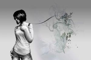 artwork abstract women
